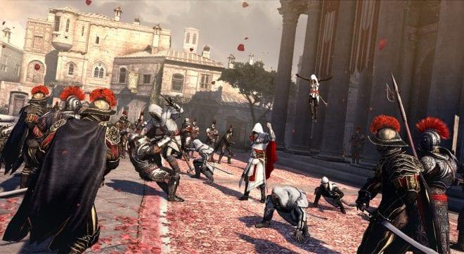 Assassin's Creed Brotherhood (2010)