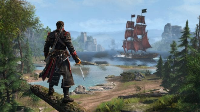 Assassin's Creed Rogue (2014)