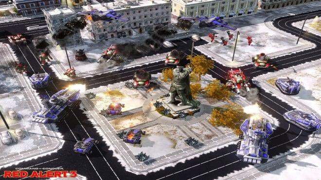 Серия Command & Conquer: Red Alert