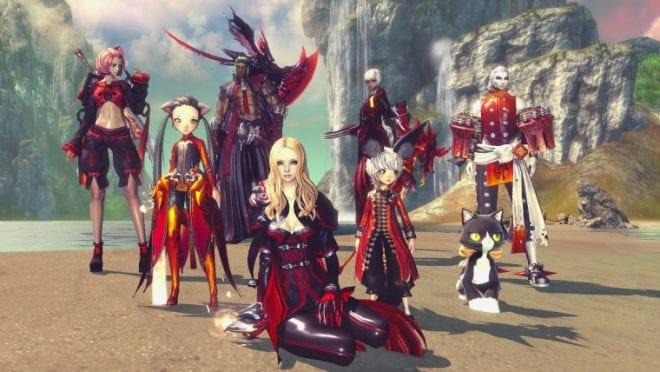 Blade and Soul: Revolution