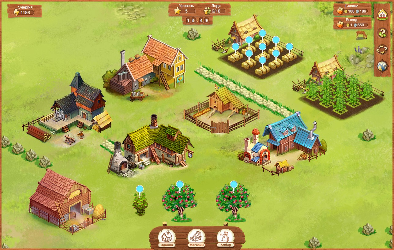 экономические стратегии ферма игры