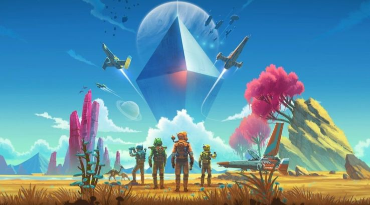 No Man's Sky Next trailer multiplayer update