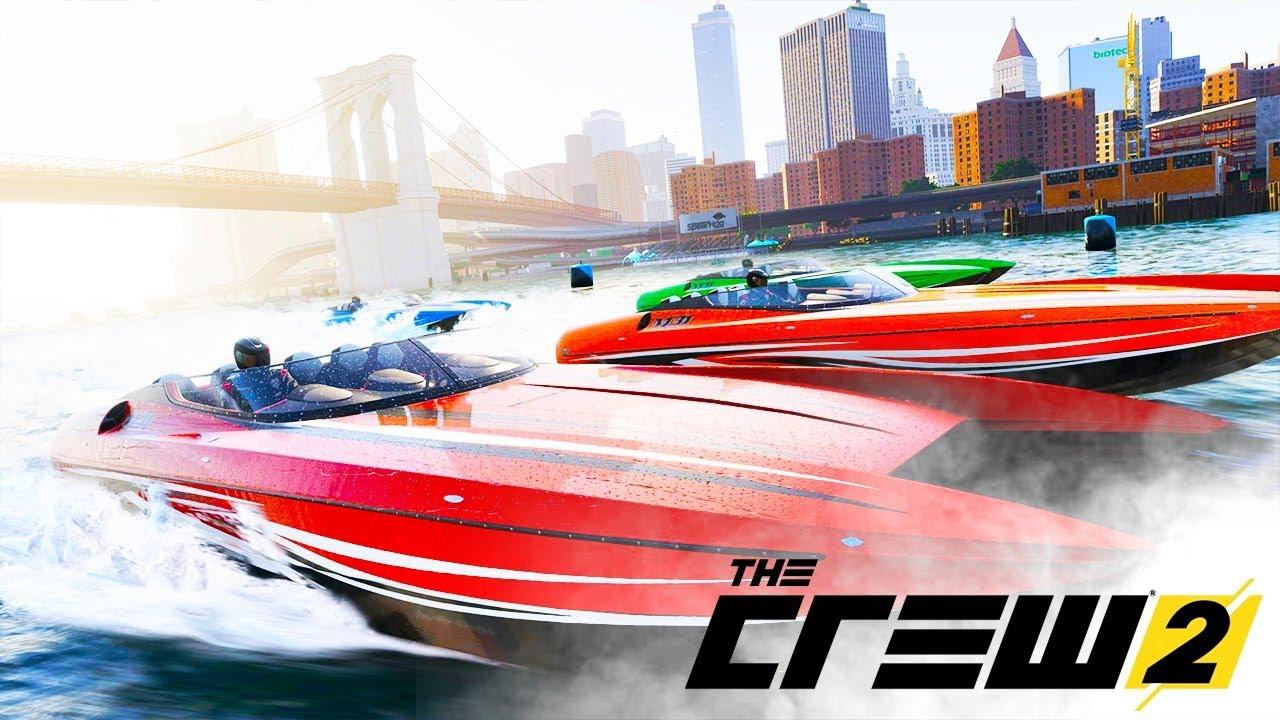 Картинки по запросу The Crew 2 катера