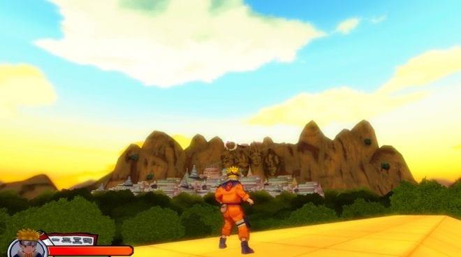 Naruto: Naiteki-Kensei