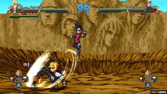 Naruto Storm M.U.G.E.N