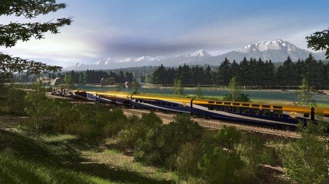 Trainz Railroad Simulator 2019