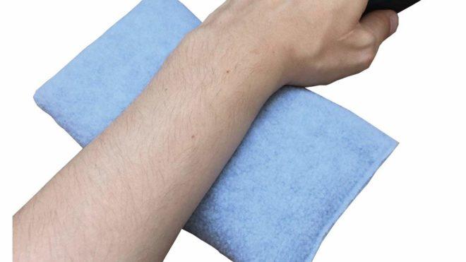ErgaComfort Wrist Rest