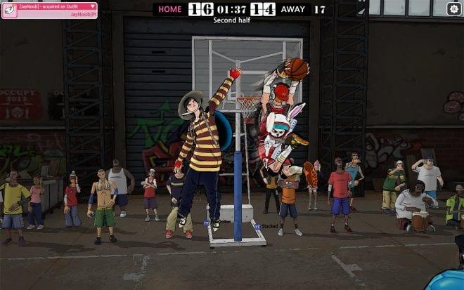 Freestyle 2: Street Basketball
