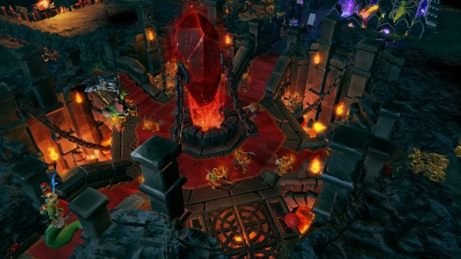 Dungeon Keeper и Dungeons 3