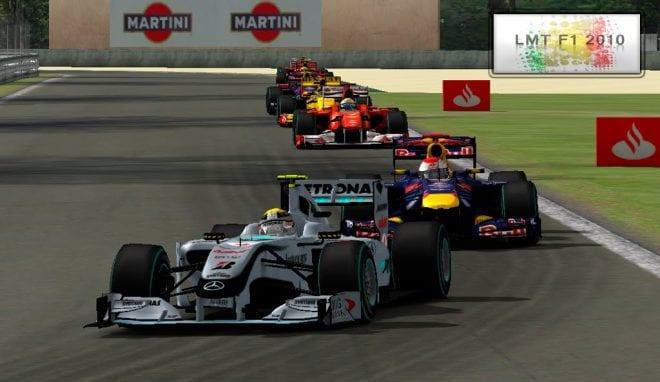 Серия F1 от EA Sports