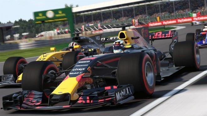 Серия F1 от Codemasters