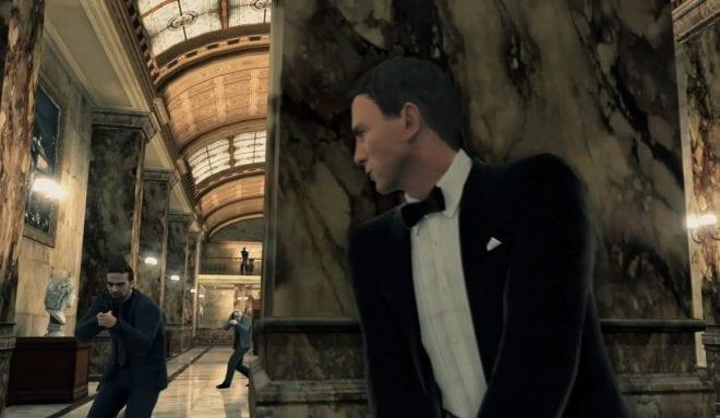 Серия James Bond 007