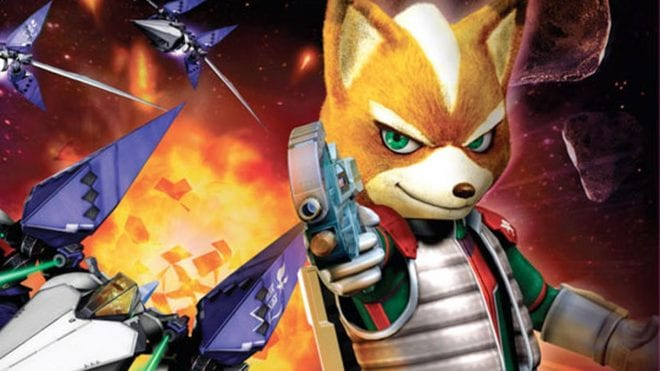 Серия Star Fox
