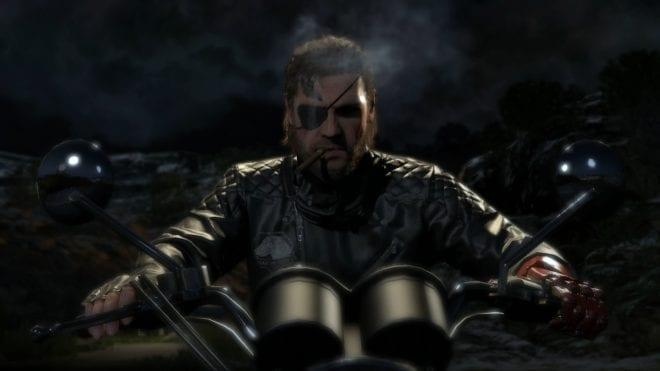 Серия Metal Gear