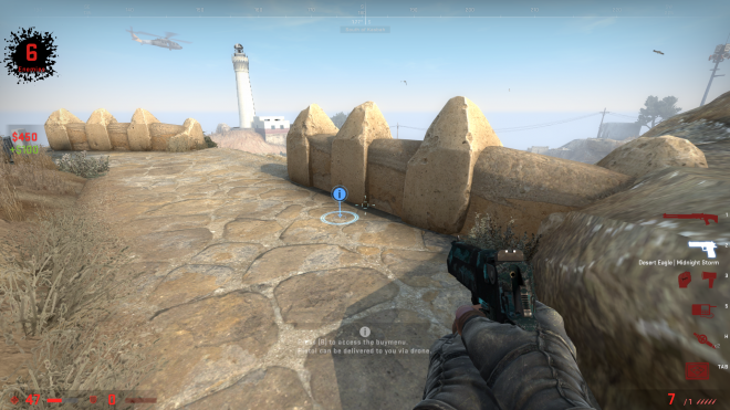 Counter-Strike: Global Offensive (Danger Zone)