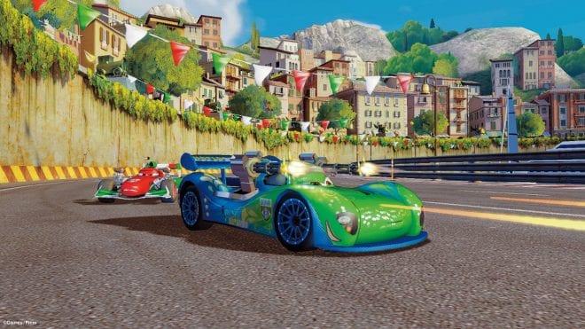 серия Cars: The Video Game