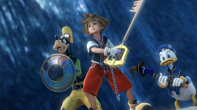 Серия Kingdom Hearts