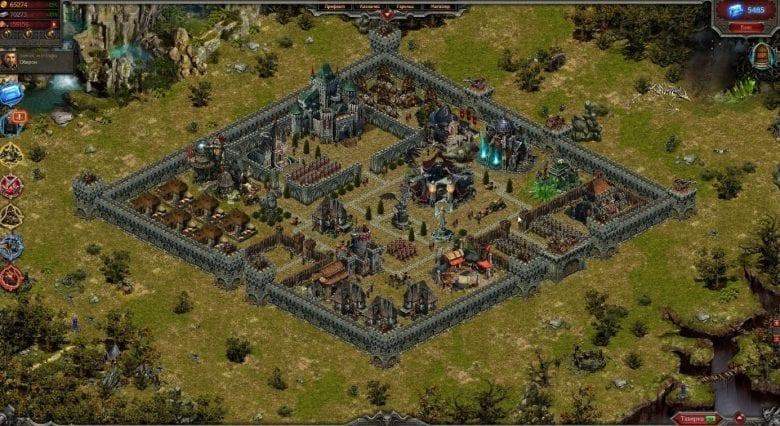 военно экономическая браузерная игра