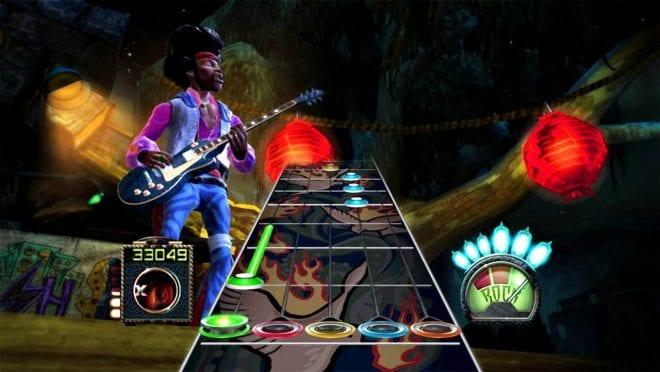 Серия Guitar Hero