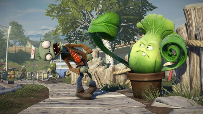 Серия Plants vs. Zombies
