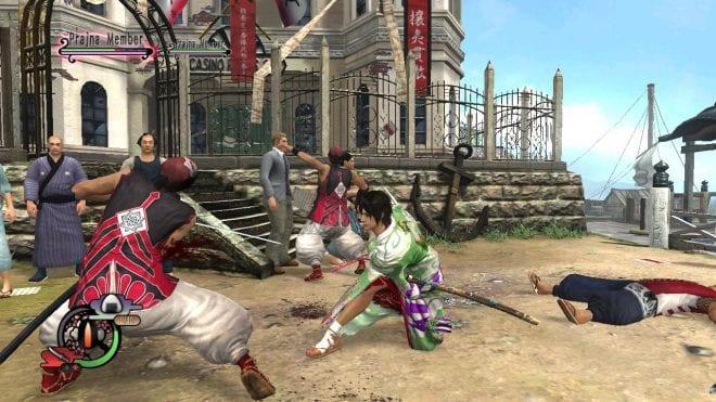 Way of the Samurai 3-4