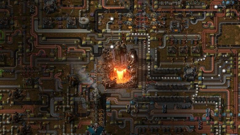 Игры, похожие на Factorio