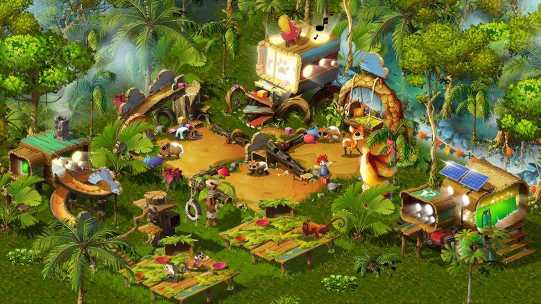 Jungle Guardians