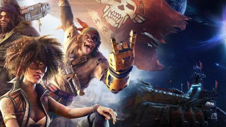 Новый геймплей Beyond Good and Evil 2