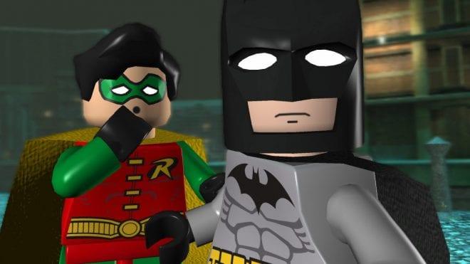 LEGO Batman (2008, 2012, 2014)
