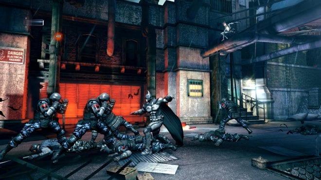 Batman: Arkham Origins Blackgate (2013)