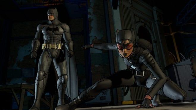Batman: The Telltale Series (2016)