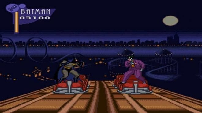 The Adventures of Batman & Robin (1994)