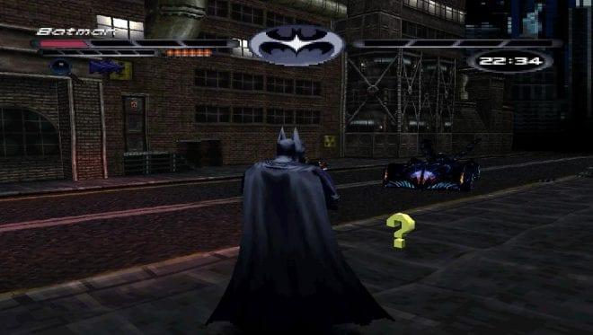 Batman & Robin (1998)