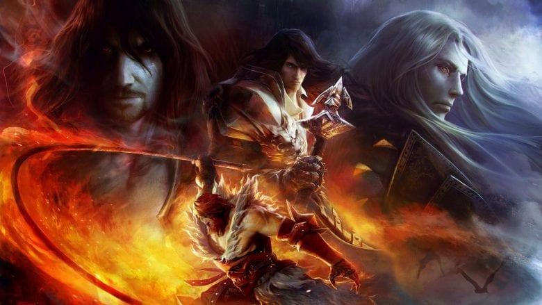 Игры серии Castlevania