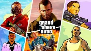 Серия игр Grand Theft Auto