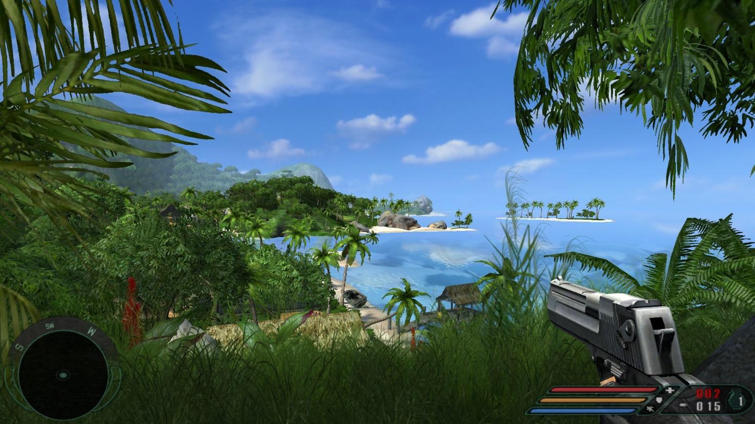CryEngine: игровой движок  Список игр на CryEngine