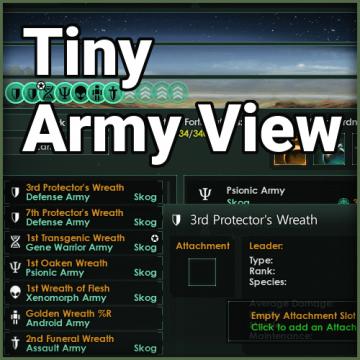 stellaris tiny army view