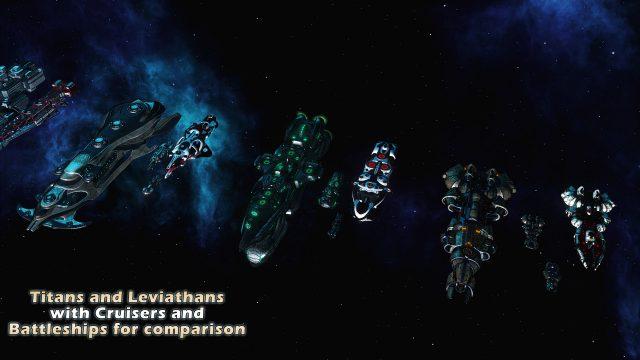 Stellaris Improved Space Battles 2