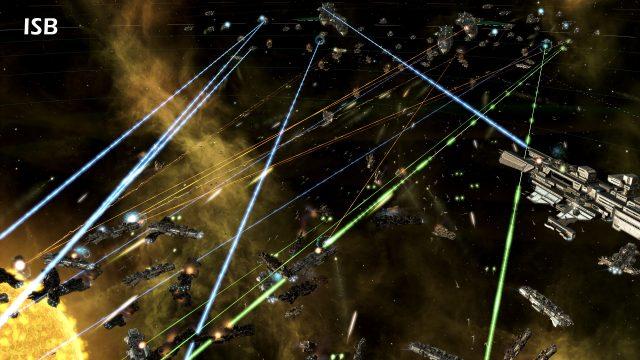 Stellaris Improved Space Battles 1