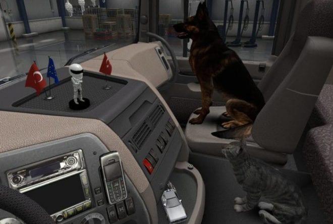 American Truck Simulators Mods