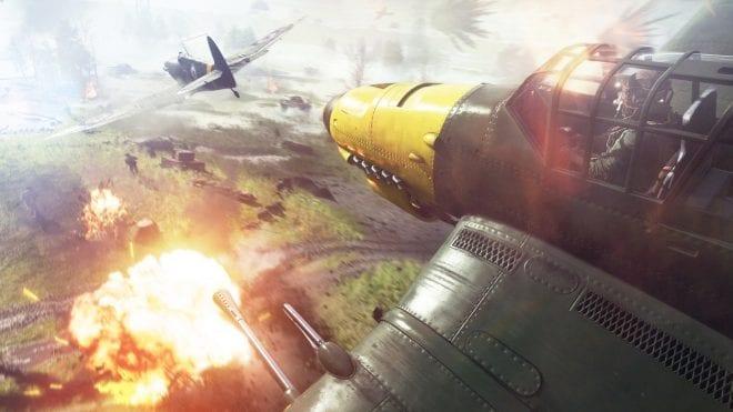 Battlefield V: Battle Royale