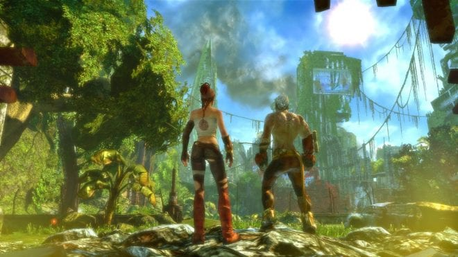 Enslaved: Oddysey to the West