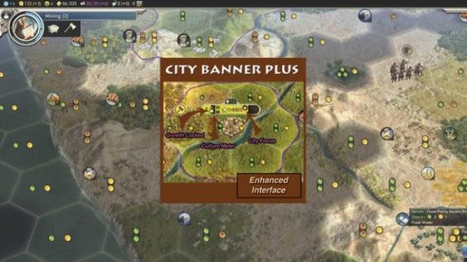 Improved City Banner