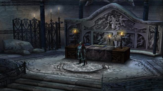 Castlevania: Lament of Innocence (2003)