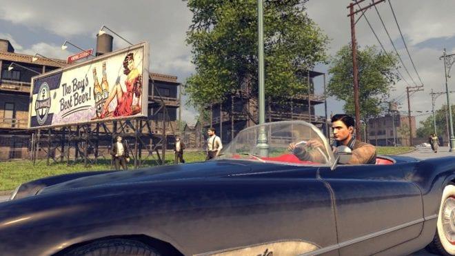 Mafia: The City of Lost Heaven/Mafia II