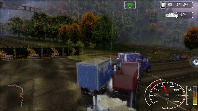 Серия Trucker