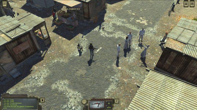Atom RPG: постапокалиптическая инди-игра
