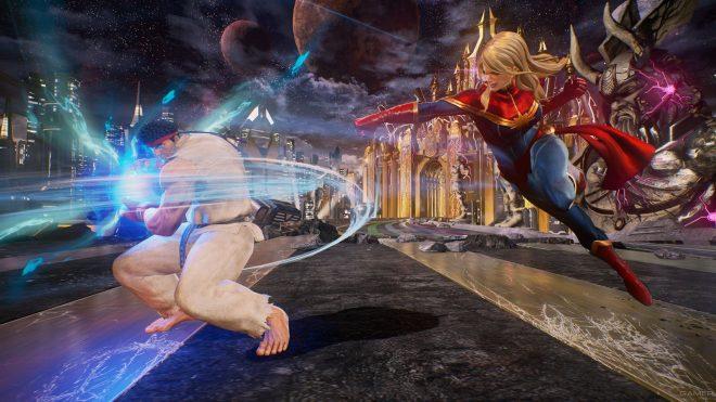 Marvel vs. Capcom: Infinite