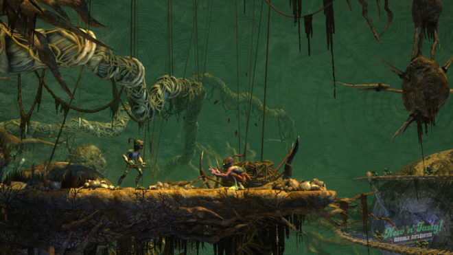 Oddworld: New N' Tasty