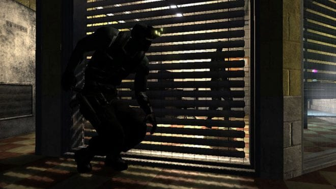Игры серии Splinter Cell